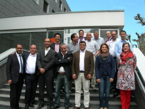 Participants of the seminar in Frankfurt